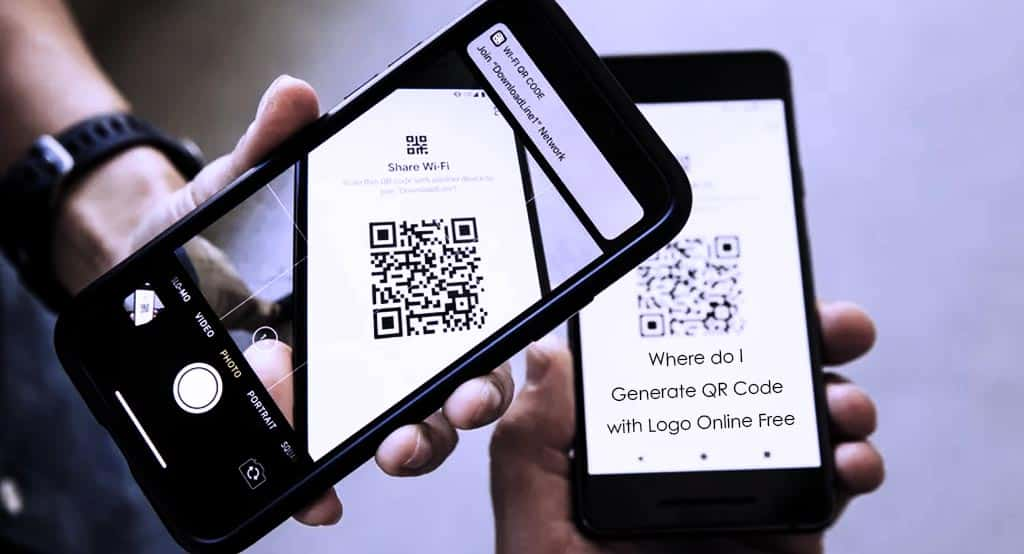 Generate QR Code with Logo Online Free