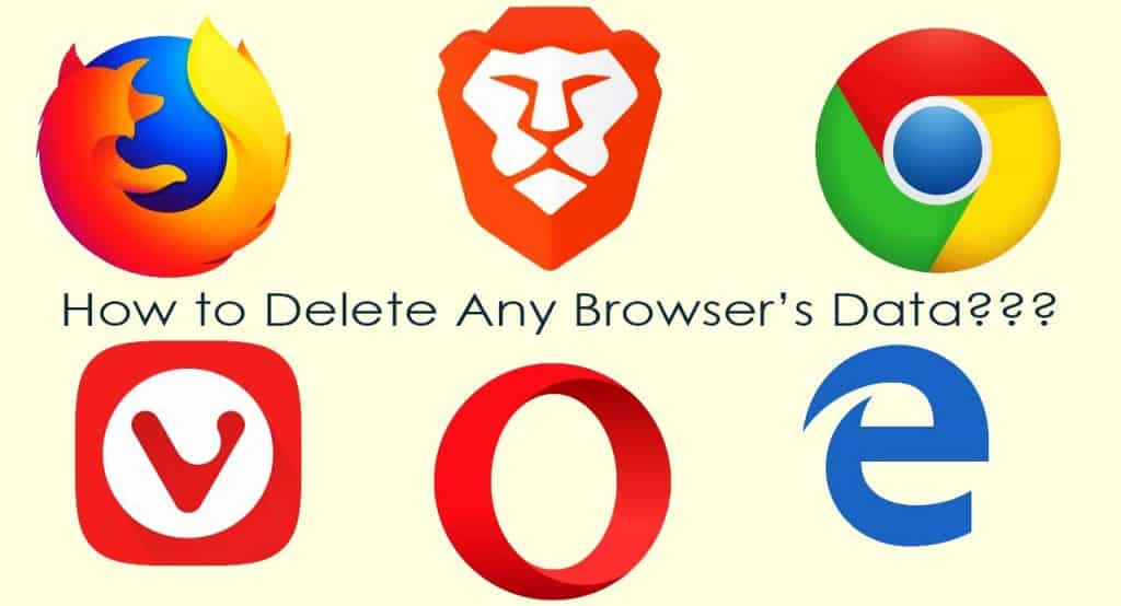 Delete Browser Data - Blog To Success