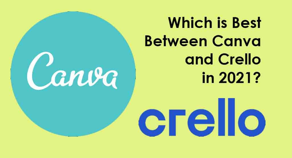 Crello VS Canva Winner