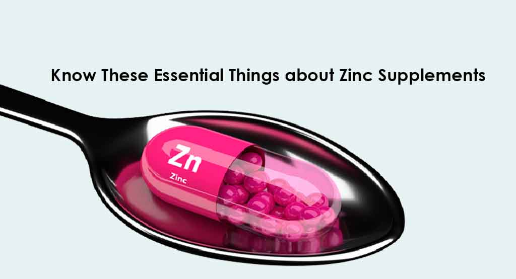 Essential Things about Zinc Supplements