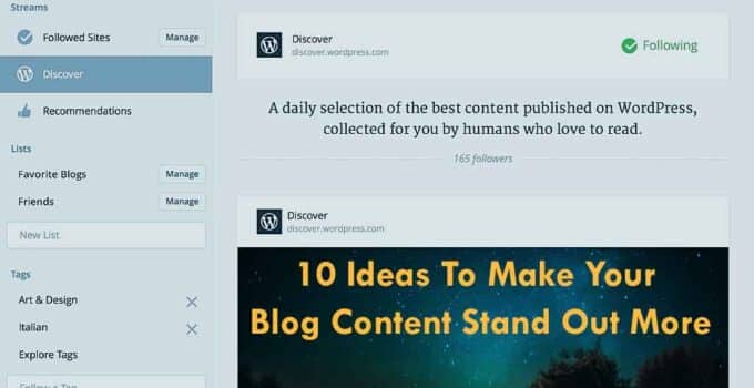 Ideas To Making Your Blog Content Stand Out More