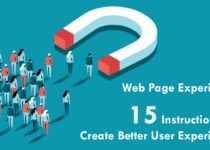 web page experience to Create a Better User Experience