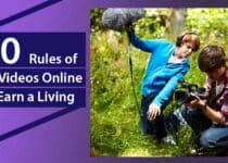 Rules of Sell Videos Online to Earn a Living