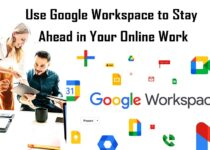 Use Google Workspace to Stay Ahead